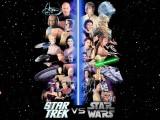 Star Wars Vs StarTrek